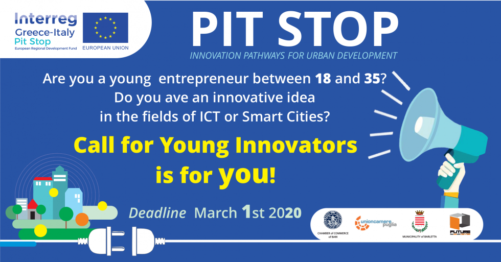 Call GINN. Deadline extended to March 1st 2020.
